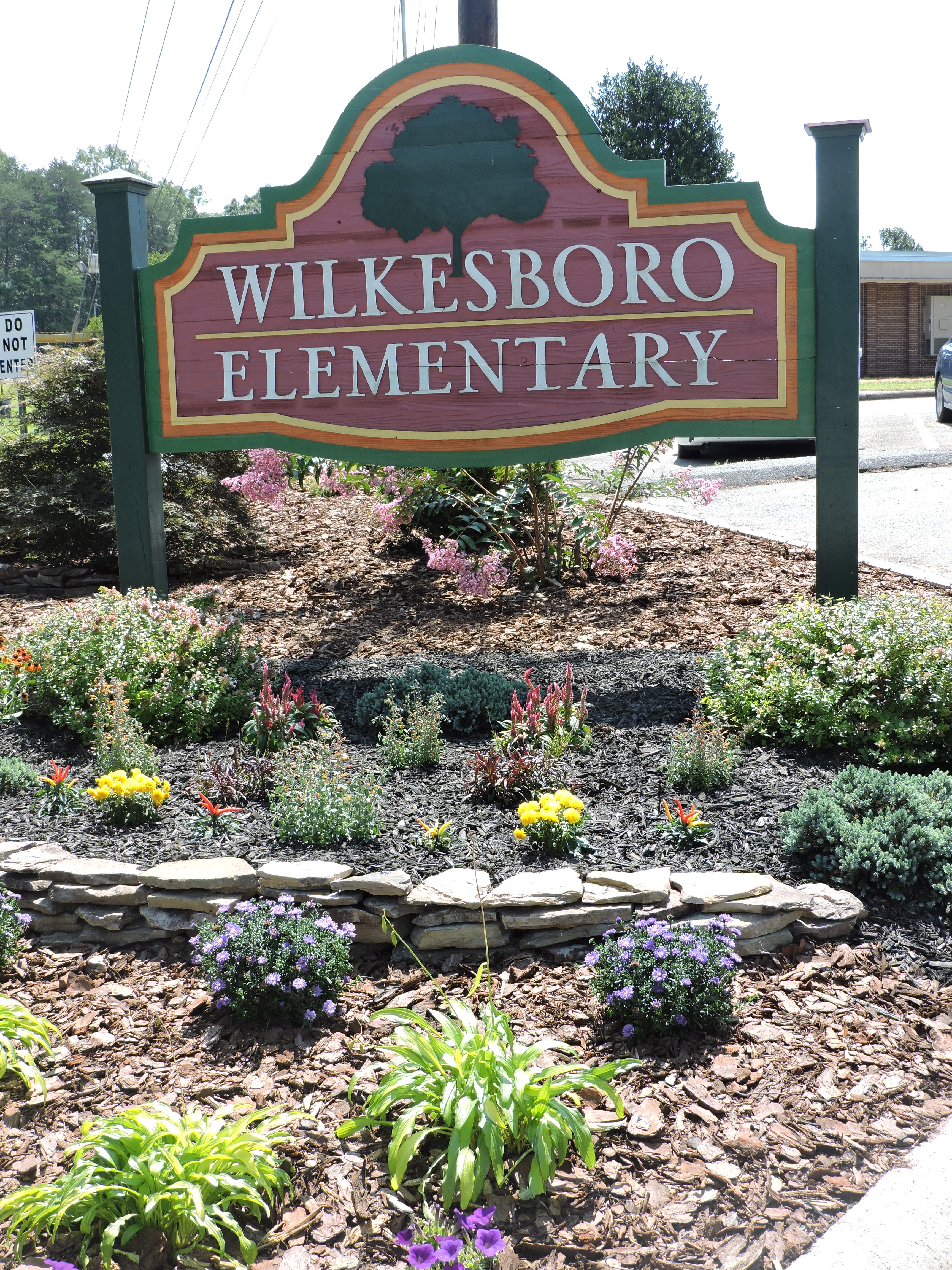 Welcome to Wilkesboro Elementary School Image