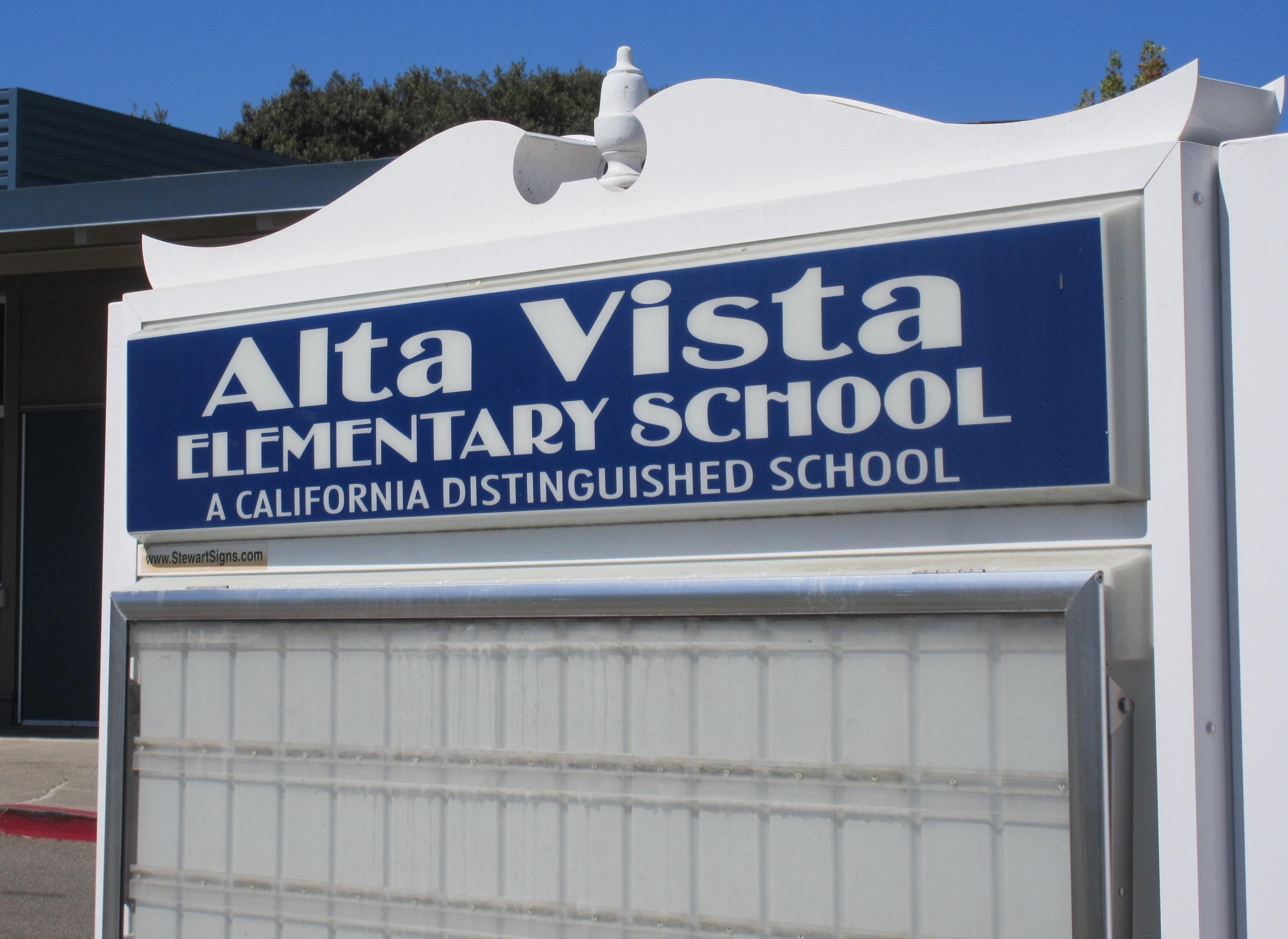 Welcome to Alta Vista Elementary School Image