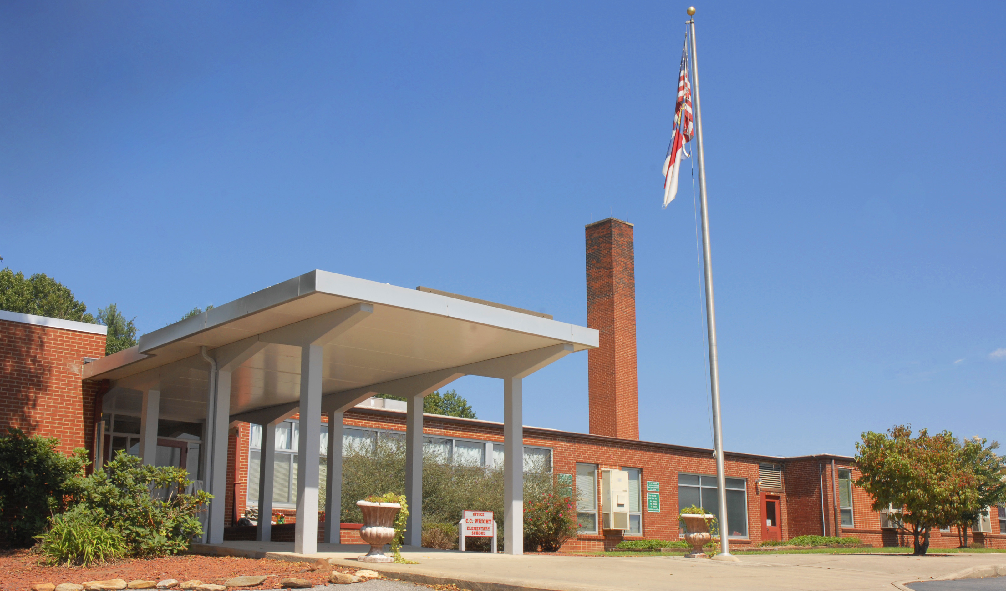Welcome to C.C. Wright Elementary School Image
